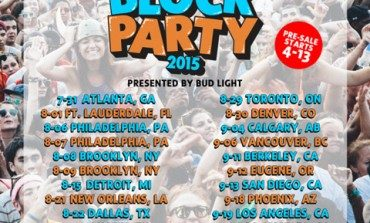 Mad Decent Block Party Lineup Announced Featuring Major Lazer, Diplo And Jack U
