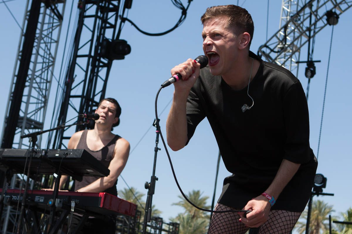 Perfume Genius made it outside for the first time.