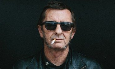 Phil Rudd Reveals He Recently Suffered A Heart Attack