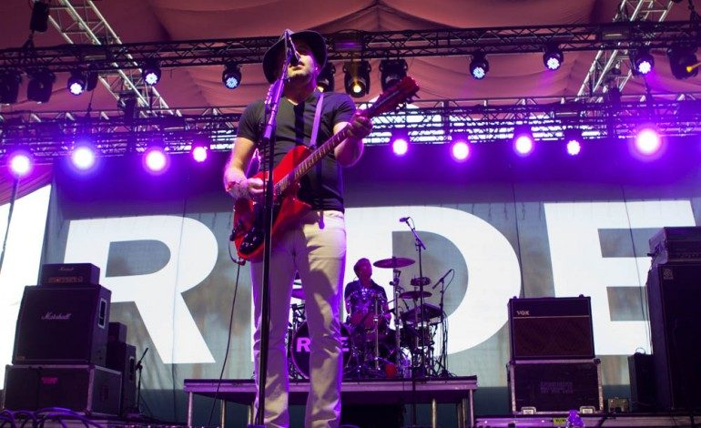 """Ride Announces Fall 2017 Tour Dates and Releases New Video For """"Cali"""""""