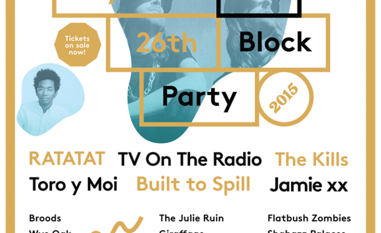 Capitol Hill Block Party 2015 Lineup Announced Featuring TV On The Radio, Toro Y Moi And Built To Spill