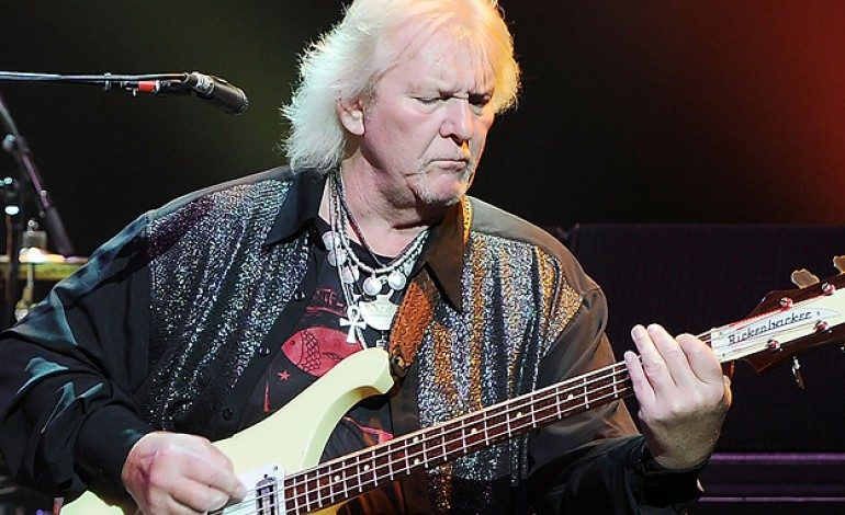 Yes Bassist Chris Squire Has Been Diagnosed With Leukemia