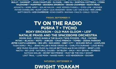 Hopscotch Festival 2015 Lineup Announced Featuring Godspeed You! Black Emperor, TV on the Radio and Dwight Yoakam