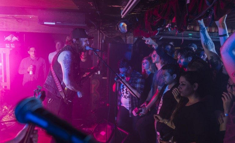 Red Bull Sound Select: Los Angeles Presents King Tuff at Del Monte Speakeasy