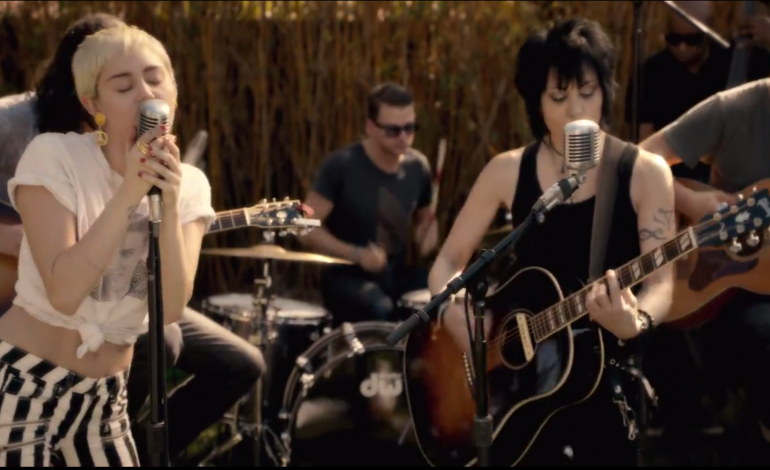 """Miley Cyrus Announces The Happy Hippie Foundation And Releases New Song """"Different"""" Featuring Joan Jett"""