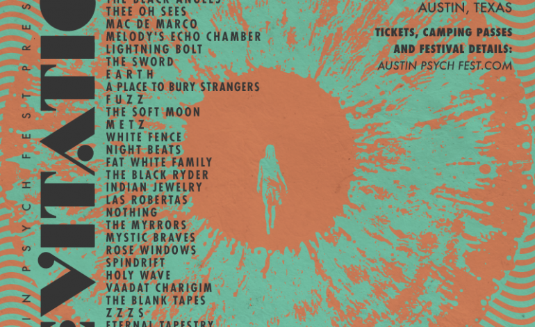 Levitation Festival 2015 – Day 2 with The Blank Tapes, Primal Scream, The Jesus and Mary Chain