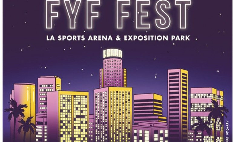 FYF Fest 2015 Lineup Announced Featuring D'Angelo, Run The Jewels And Purity Ring