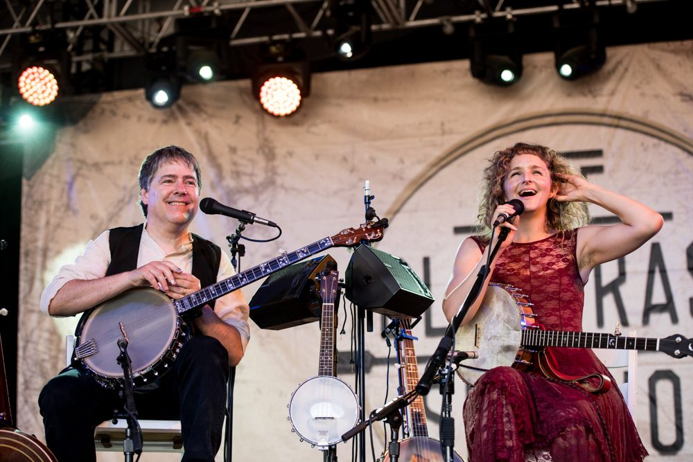Bela Fleck and Abigail Washington_Bonnaroo_SA-2015-1