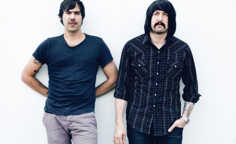 Death From Above 1979 Announce Recording Of A Live LP At Third Man Records