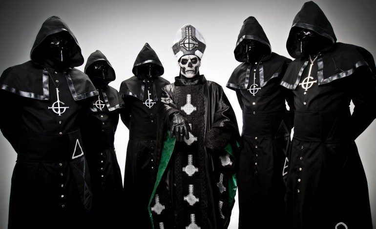 """LISTEN: Ghost Releases New Song """"Cirice"""""""