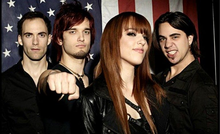 Halestorm Announce Fall 2015 Tour Dates
