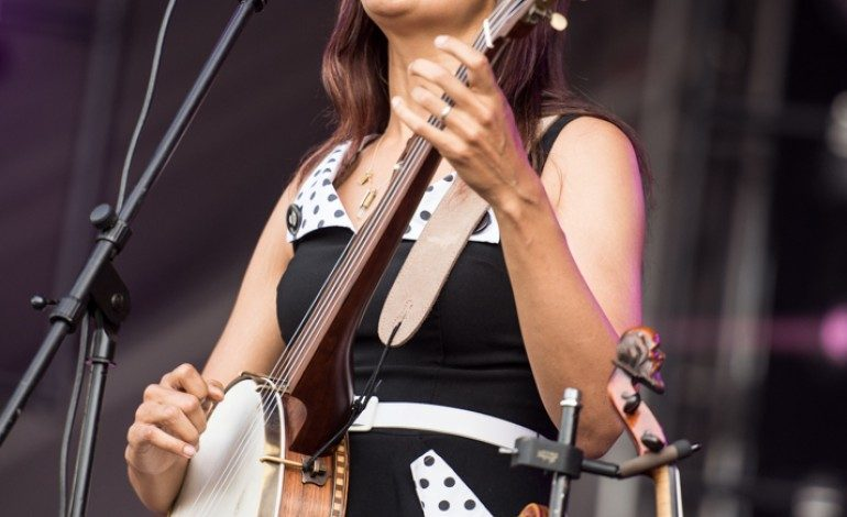 Rhiannon Giddens Announces Upcoming Shows Will Require COVID Vaccination Or Negative Test