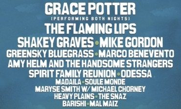 Grand Point North 2015 Lineup Announced Featuring Grace Potter, The Flaming Lips And Shakey Graves