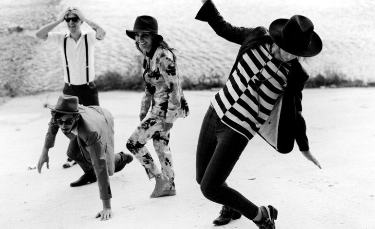 Interview with Dead Sara on Their New Album Pleasure to Meet You and Why They Want to Be Like The Clash