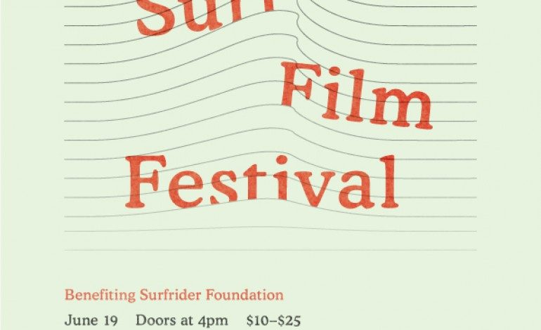 The Kona Surf Film Festival @ Ace Hotel and Swing Club 6/19