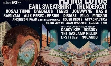 Low End Theory 2015 Lineup Announced Featuring Flying Lotus, Thundercat And Earl Sweatshirt