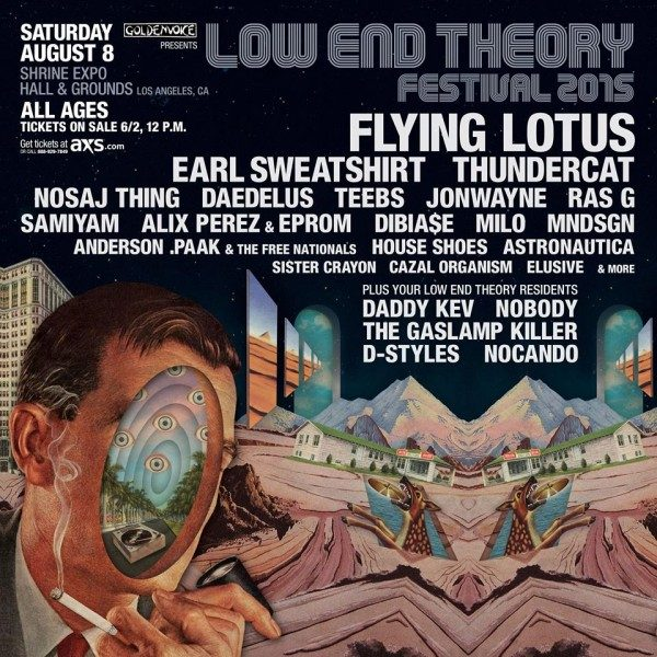 low end theory fest