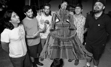 """mxdwn PREMIERE: The Underground Railroad To Candyland Release New Video For """"The People Are Home"""""""