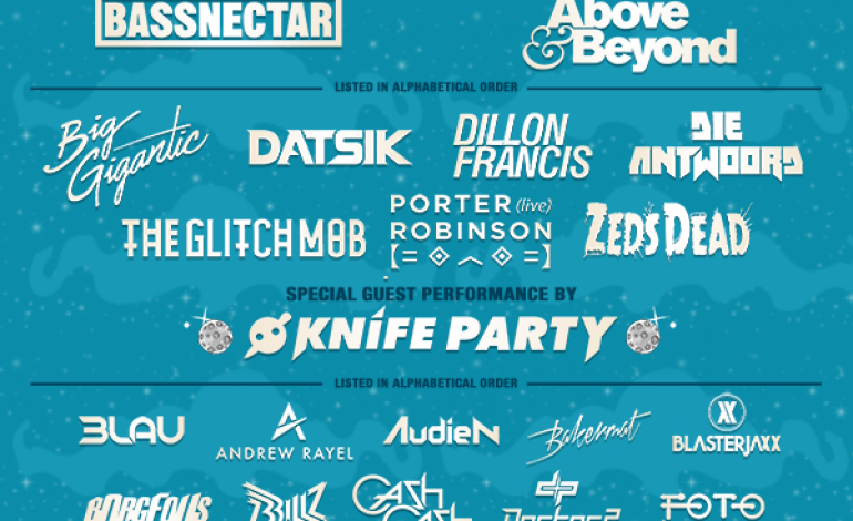 Moonrise Festival 2015 Lineup Announced Featuring Above & Beyond, Bassnectar, And Zeds Dead