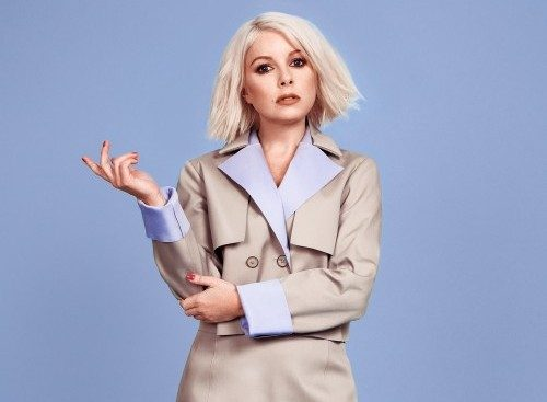 "Little Boots Releases New Futuristic Pop Song ""Picture"" Featuring Lauren Flax"