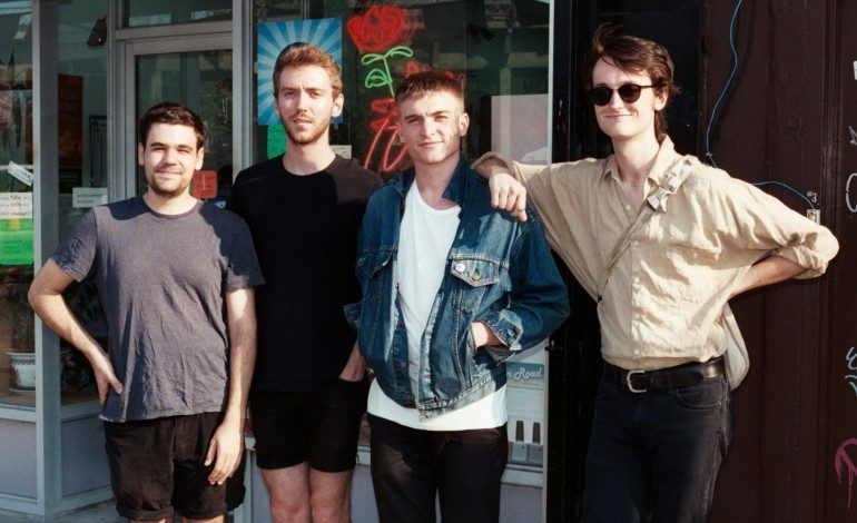 "LISTEN: Ought Release New Song ""Men For Miles"""