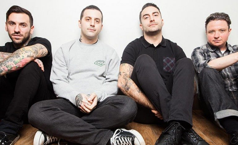 Bayside Performing Live w/ Senses Fail, Hawthorne Heights & Can't Swim at Emo's 6/17