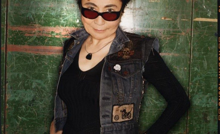 Yoko Ono Announces New Album Of Collaborations Featuring Death Cab For Cutie, tUnE-yArDs And Portugal. The Man