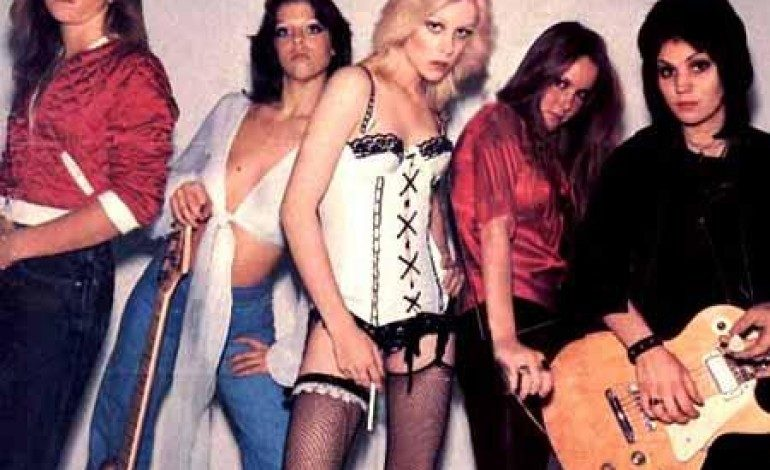 Cherie Currie Costume