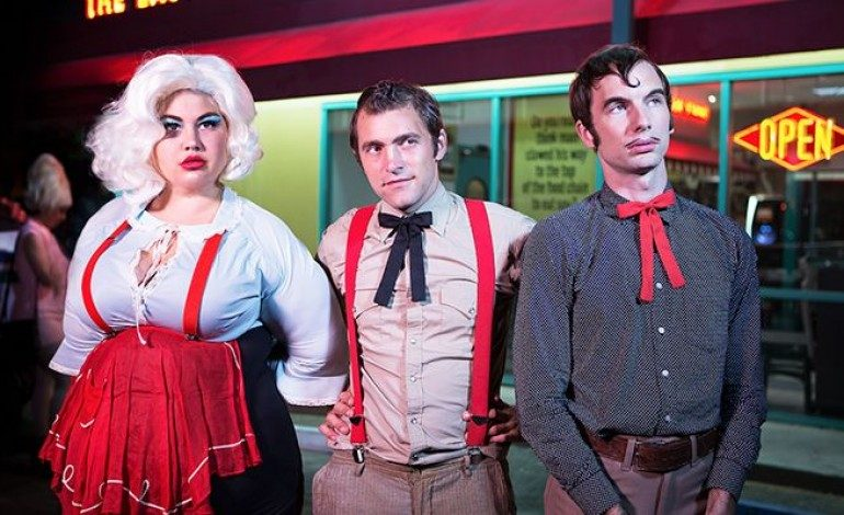Shannon and the Clams @ El Rey Theatre 9/23