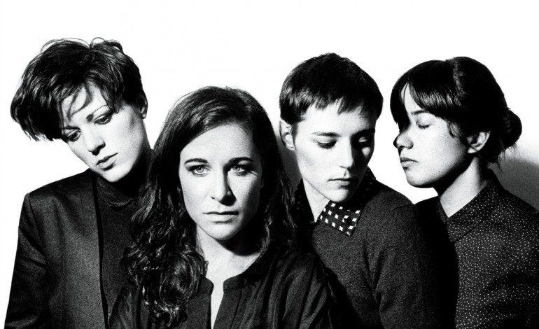 Savages @ The Roxy 8/26