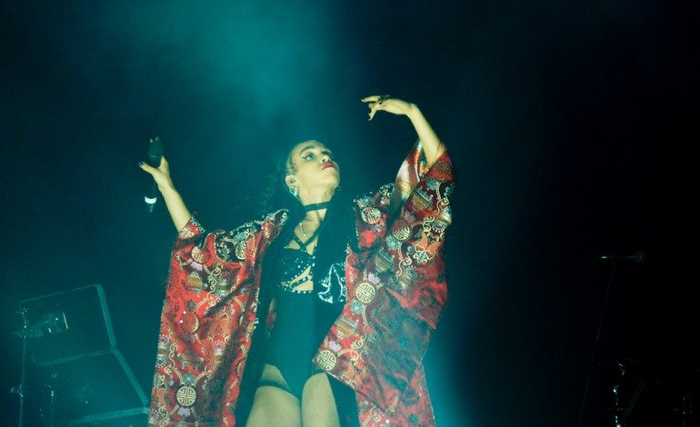 "WATCH: FKA twigs Releases New Video ""Good To Love"""