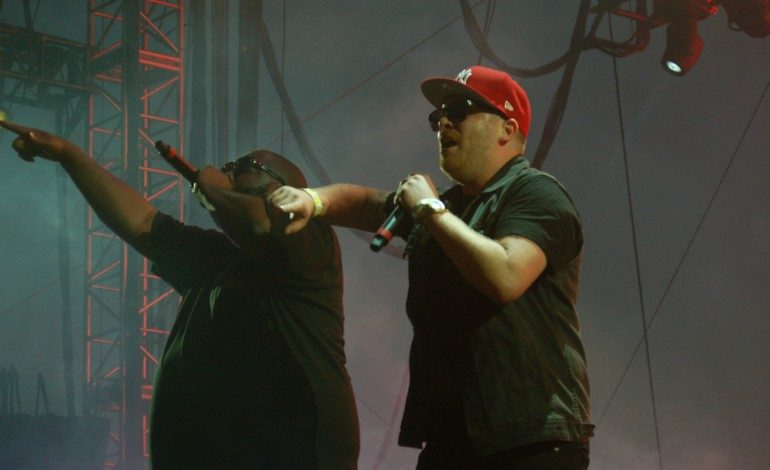 Run the Jewels Surprise Release RTJ4 Two Days Early on Website with Pay-What-You-Can Model