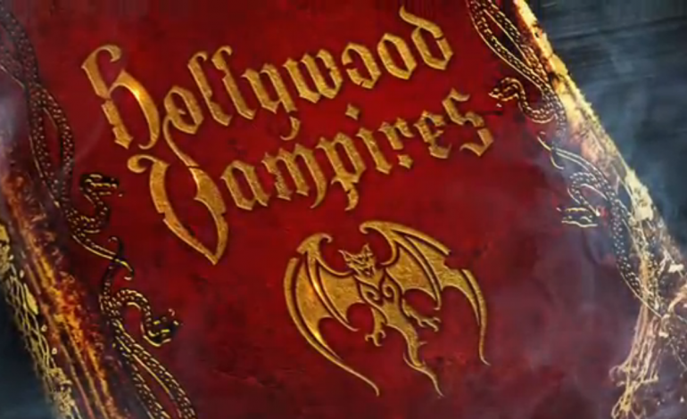 Hollywood Vampires Announce New Album Featuring Paul McCartney, Johnny Depp And Alice Cooper