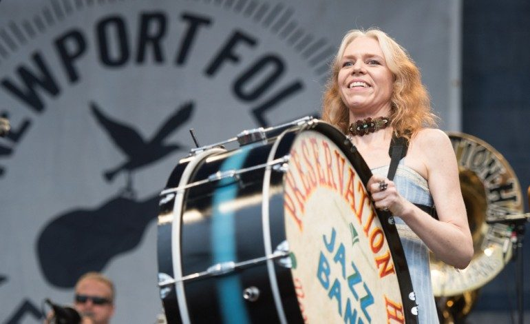 Newport Folk Festival Day 3 Photos, Review: Hozier,  Laura Marling, First Aid Kit and More