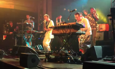 WATCH: David Byrne Covers Bruce Springsteen And LCD Soundsystem With Hot Chip