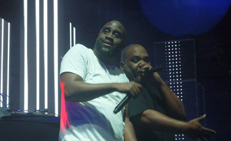 KCRW Presents Sound in Focus Featuring De La Soul and Quantic Live at the Annenberg Space for Photography