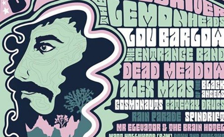 Desert Stars Festival 2015 Lineup Announced Featuring Lou Barlow, Swervedriver And The Lemonheads