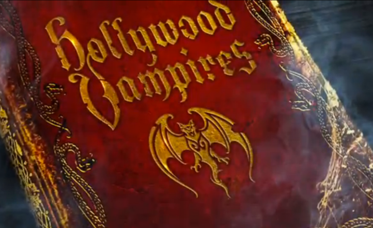 """LISTEN: The Hollywood Vampires' Alice Cooper And Johnny Depp Cover The Who's """"My Generation"""""""