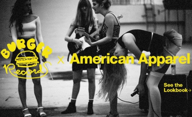 Burger Records Pop Up Store Opening w/American Apparel @ Echo Park 8/15