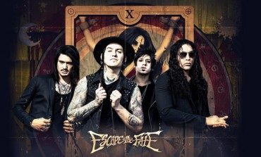 Escape The Fate @ Dirty Dog Bar 11/8