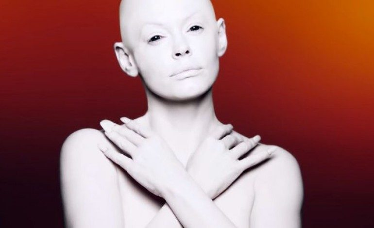 """WATCH: Rose McGowan Releases New NSFW Video For """"RM486″"""