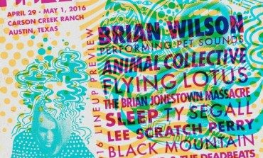 Levitation Festival 2016 Lineup Announced Featuring Animal Collective, Flying Lotus And Brian Wilson
