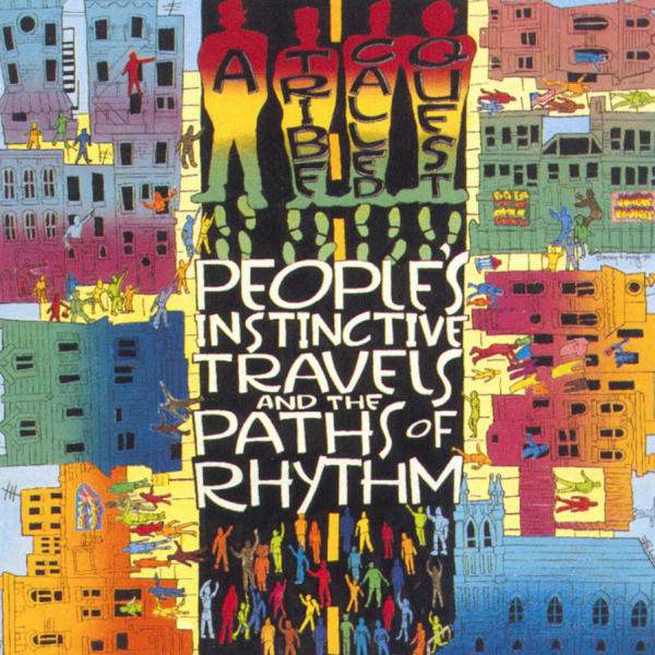 Album artwork for People's Instinctive Travels and the Paths of Rhythms