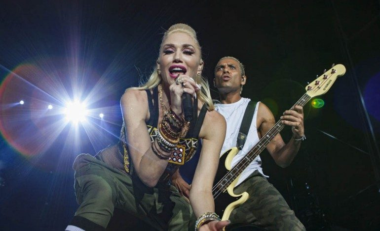 """Gwen Stefani Releases Video for New Version of """"Slow Clap"""" Featuring Saweetie"""