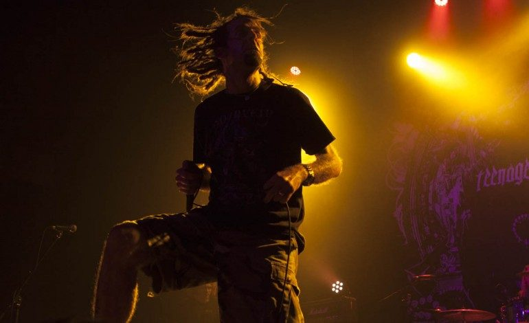 "Lamb Of God Covers Bad Brains' ""I Against I"" With Fever 333"