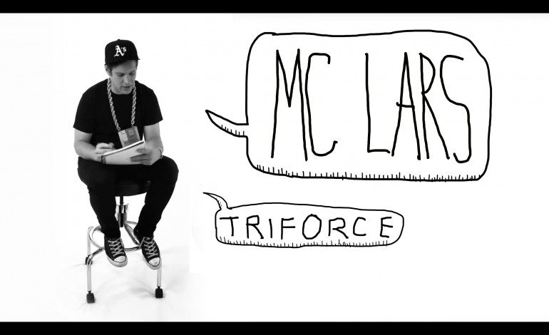 """WATCH: MC Lars Releases New Video For """"Triforce"""""""