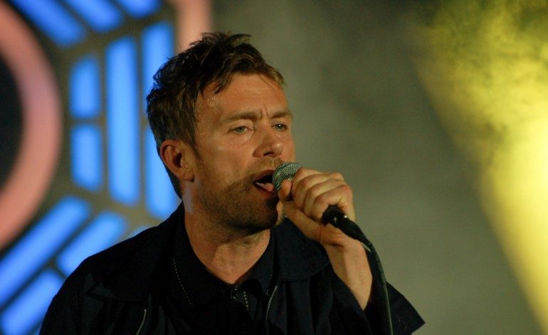 """Damon Albarn Releases Live Performance Video for New Solo Song """"Polaris"""""""