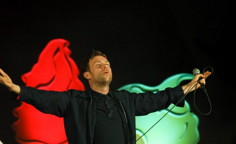 """Damon Albarn Says Blur Members """"Have An Idea"""" of Another Reunion"""