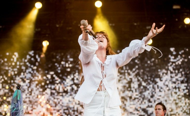 Florence + the Machine Live at the Walt Disney Concert Hall, Los Angeles