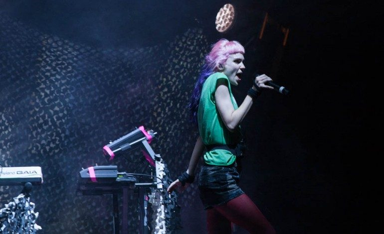 Grimes Is Reportedly Working On New Music